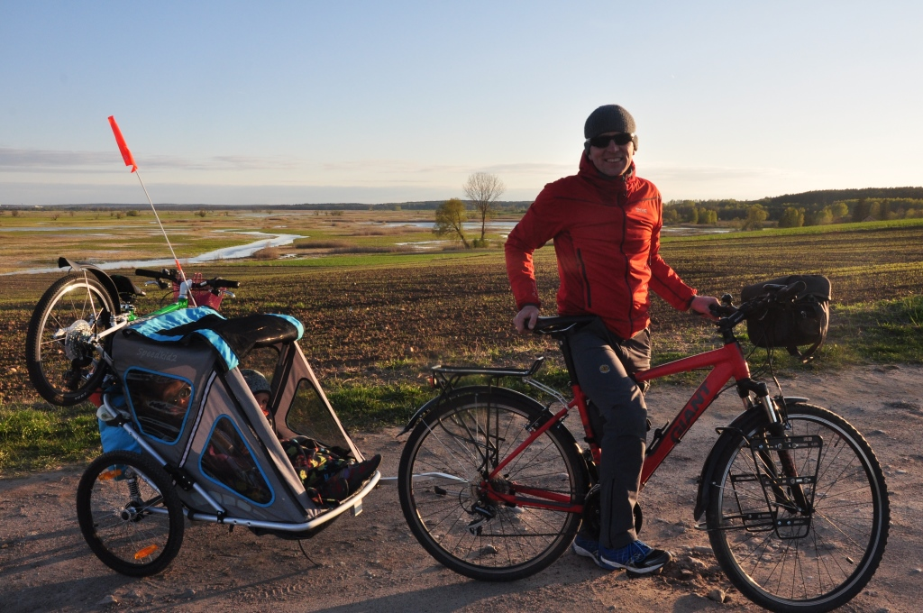 Wycieczka rowerowa na Podlasiu - Pętlą po Narwiańskim Parku Narodowym
