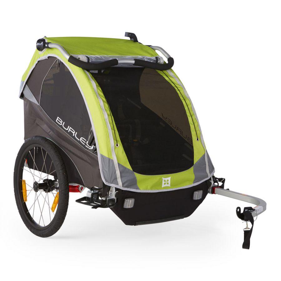 Przyczepka rowerowa dla dzieci Burley D'Lite.