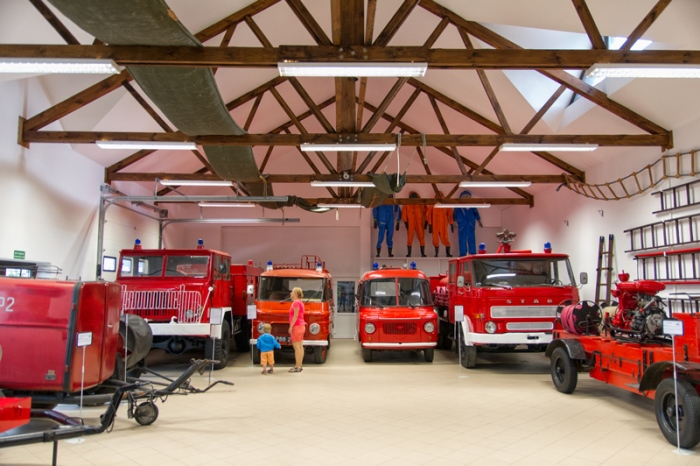 Muzeum Pożarnictwa w Oseredku