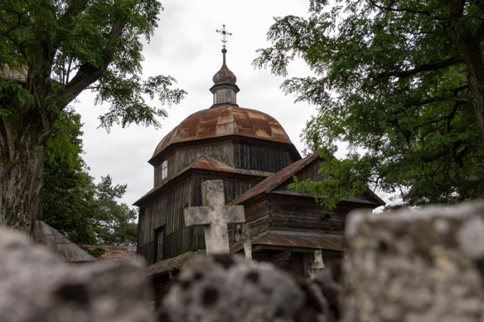 Cerkiew Opieki Bogurodzicy w Woli Wielkiej