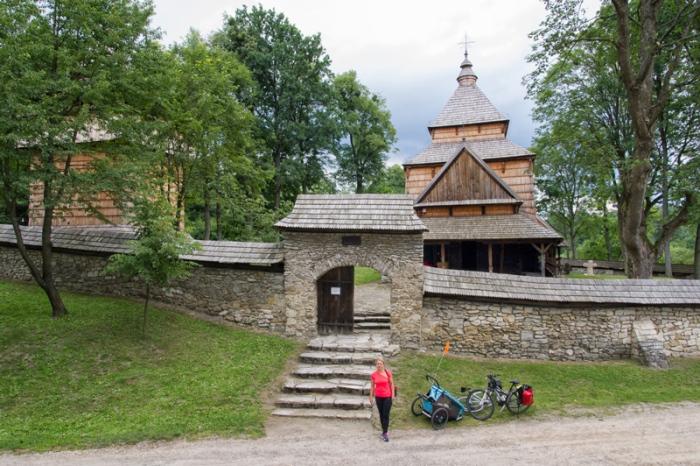Cerkiew w Radrużu, wpisana na listę UNESCO