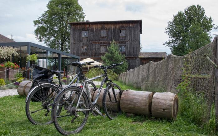 Hodowla pstrągów i zabytkowy młyn w Bondyrzu