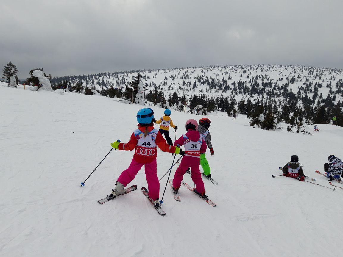 Ferie narciarskie (zimowe) z dziećmi w Karkonoszach