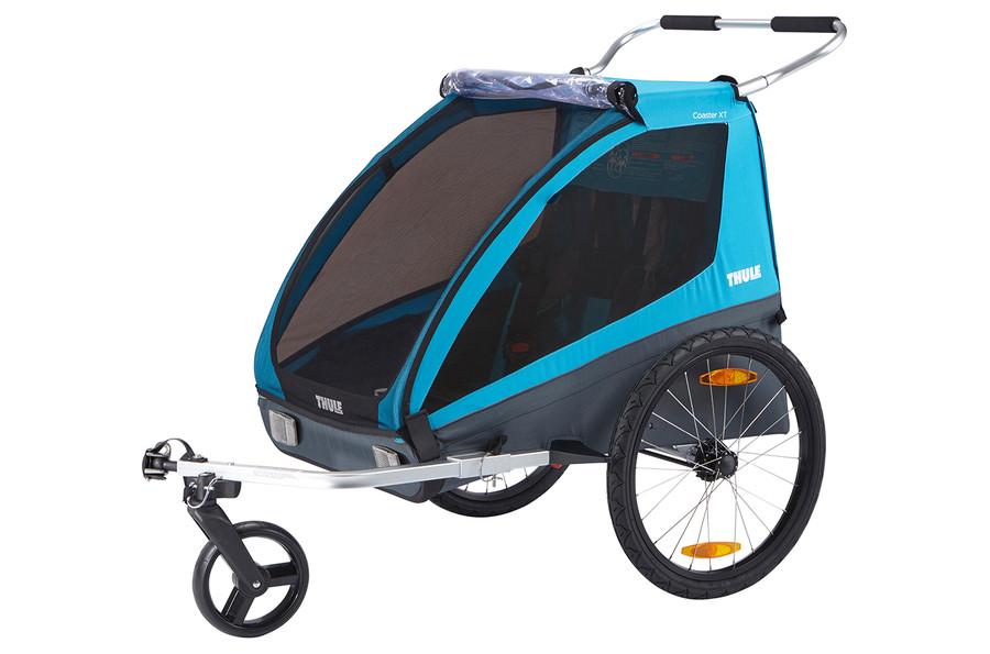 Thule Coaster XT - przyczepka rowerowa