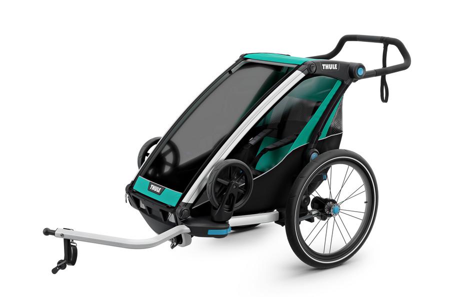 Thule Lite - przyczepka rowerowa dla dzieci