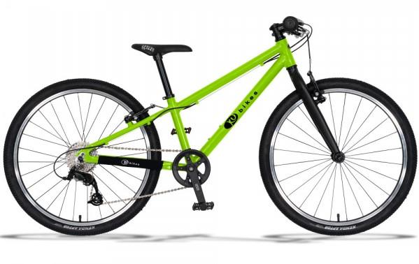 Lekki rower dla 8-9 latka Kubikes 24S