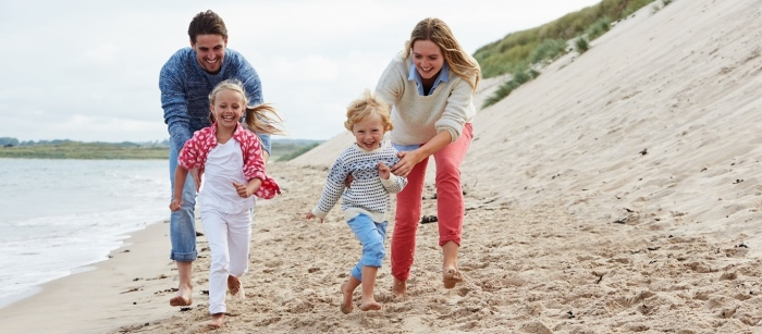 Jesienny pobyt nad morzem to świetny pomysł na wzmocnienie odporności całej rodziny