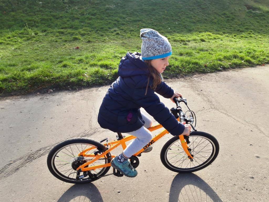 """Frog 52 - lekki rower dla dzieci na kołach 20"""""""
