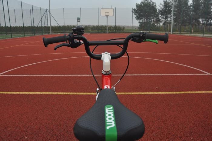 Kierownica lekkiego roweru dla dzieci Woom 3