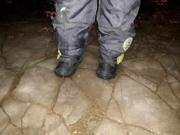 Buty Kamik T'S Stance BAB - zimowe buty dla dzieci