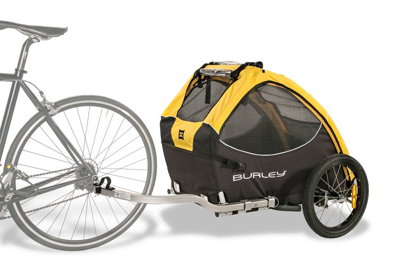 Przyczepka rowerowa dla psa Burley Tail Wagon - wypożyczalnia